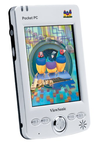 Read About ViewSonic V37 Pocket PC (V37-2)