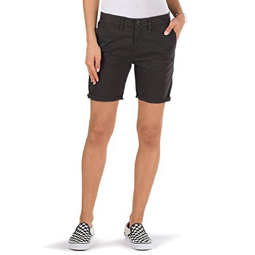 Vans Women's Blackheart Chino Shorts Phantom (9)