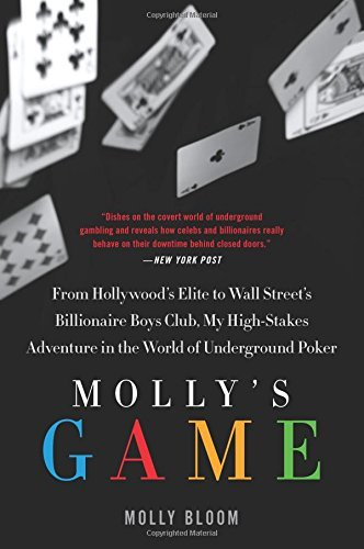 [Molly's Game: From Hollywood's Elite to Wall Street's Billionaire Boys Club, My High-Stakes Adventure in the World of Underground Poker] [Molly Bloom] [February, 2015]