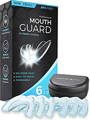 HONEYBULL Mouth Guard for
