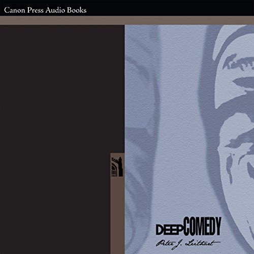 Deep Comedy audiobook cover art