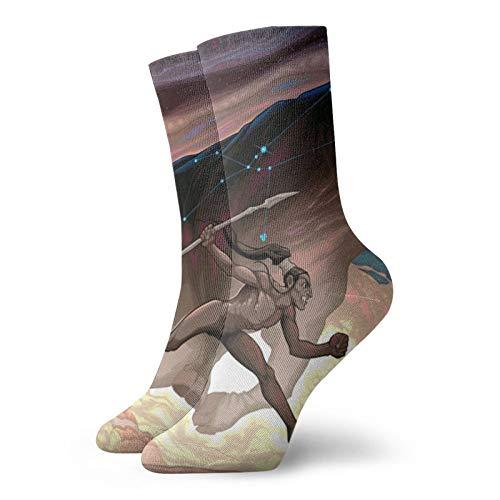 Power of Taurus Sportsocken, Sportsocken, legere Socken, wärmer, Polyester, 30 cm, für Damen und Herren