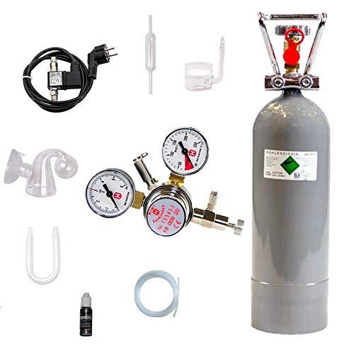 Hiwi CO2 Anlage 2000 Profi + Magnetventil