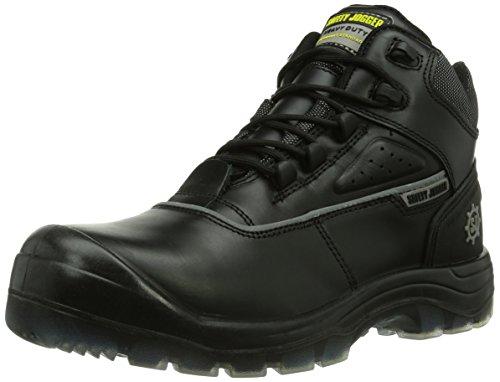 Safety Jogger COSMOS Herren Sicherheitsschuhe, Schwarz (Black 210), EU 47