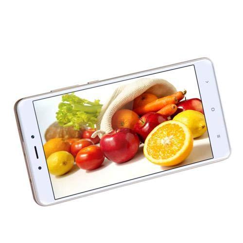 Xiaomi Redmi Note 4 5.5-Inch GSM Unlocked Smartphone with Dual LTE, 32GB, Dual Sim, 13MP, No Warranty - International Version (Gold)