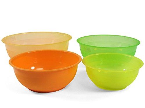 couleur orange saladier plastique 3.5l