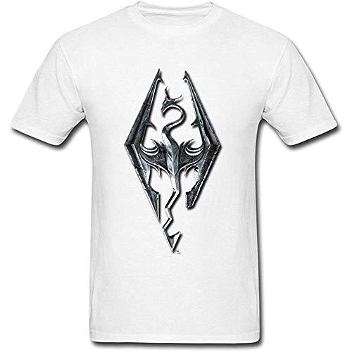 Men's The Elder Scrolls V Skyrim T-Shirt M