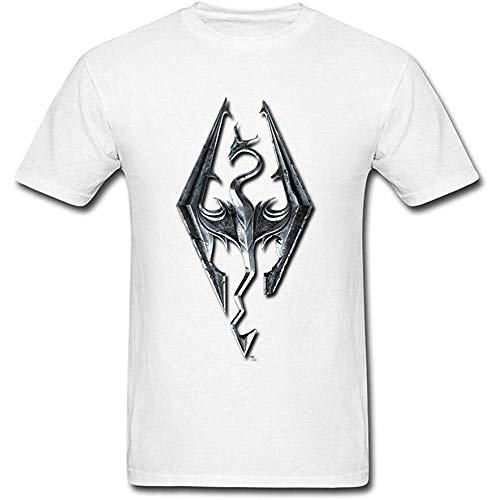Men's The Elder Scrolls V Skyrim T-Shirt L