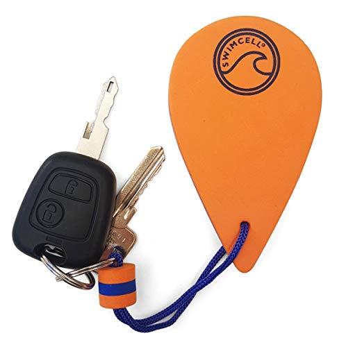 Schlüssel Float für Handy, Action-Action-Kameras im Wasser.