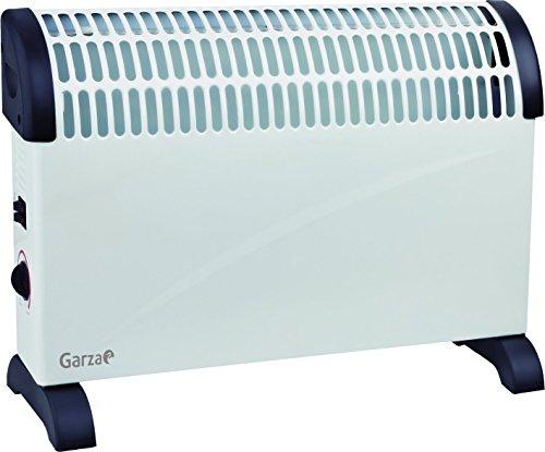 Garza Kalima Standard - Calefactor convector con termostato regulable , potencia 2000W