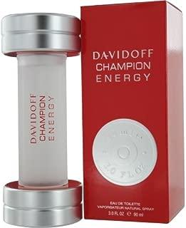 Champion Energy by Davidoff for Men - Eau de Toilette, 90 ml