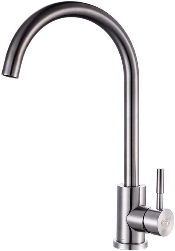 MBYW Kitchen Faucet Modern Sink Steel S Max 44% OFF Stainless Boston Mall