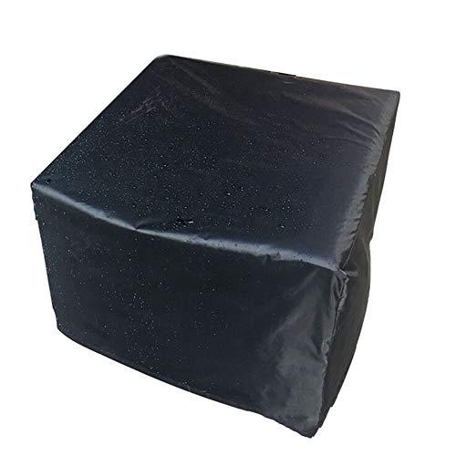 YYQIANG Fundas para muebles de jardín, impermeables y resistentes a la intemperie, protector de muebles de exterior para mesa y sillas, Tejido Oxford, 250*250*90CM