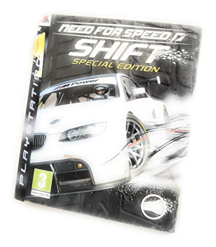 Need for Speed Shift Special Edition