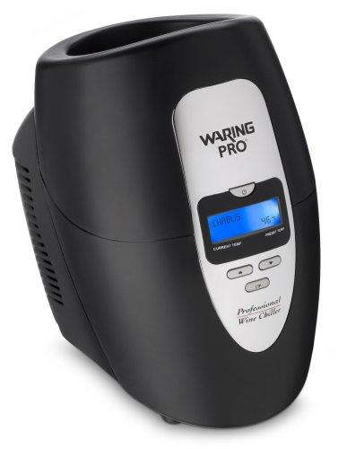 Waring Pro PC100 Wine Chiller, Black