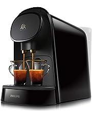 L'OR Barista LM8012/60 machine à café à capsules Piano Noir