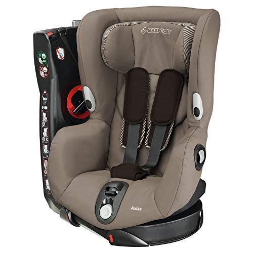 Maxi-Cosi Axiss, drehbarer Kindersitz, Gruppe 1 Autositz (9-18 kg), nutzbar ab 9 Monate bis 4 Jahre, earth brown