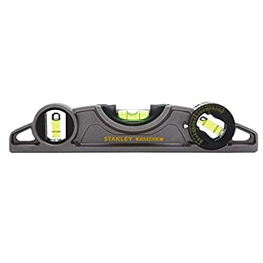 Stanley Tools FMHT43610 9-Inch Cast Torpedo Level