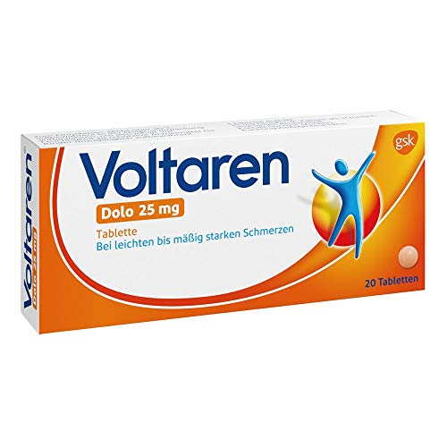 Novartis Consumer Health GmbH -  Voltaren Dolo 25 mg