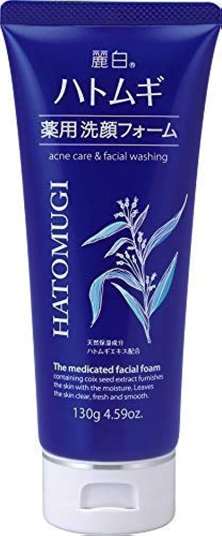 販売員前置詞高原麗白 ハトムギ 薬用洗顔フォーム × 20個セット