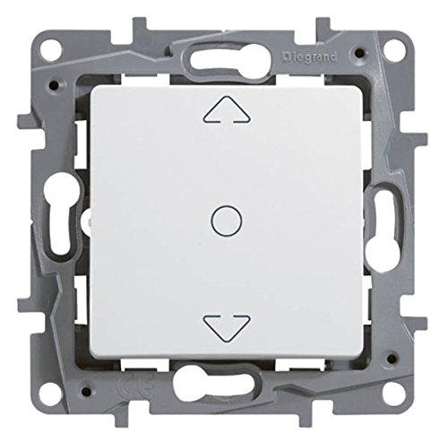 LEGRAND Niloe 664511 - Interruptor para persianas con ganchos