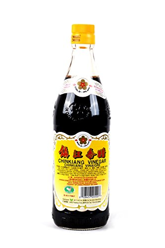 Gold Plum Chinkiang Vinegar, 18.6 Fl Oz (Pack of 1)