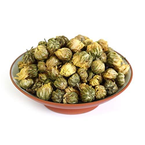 GOARTEA 250g (8.8 Oz) Premium Golden Fetal Chrysanthemum Buds Flower Floral Dried Herbal Natural Health Chinese Tea
