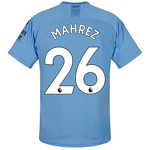 PUMA Man City Home Mahrez 26 Trikot 2019-2020 - XL