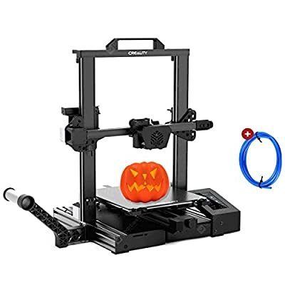 Creality CR-6 SE 3D Printer 32 Bit Upgrade Silent Mainboard Inventive Leveling-Free Dual Z-Axis Resume Printing 235×235×250mm