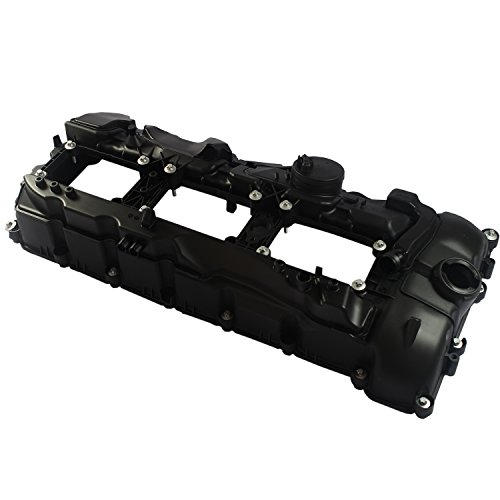 JDMSPEED New Engine Valve Cover 11127570292 Replacement For BMW 335i 640i 740i X3 X5 X6 Missouri
