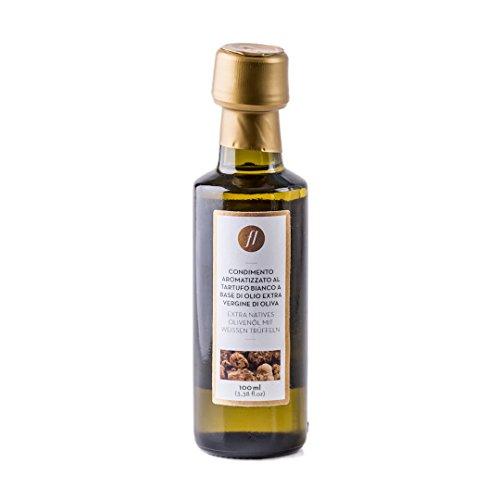 Feinkost Luigi - Trüffelöl aus weißen Trüffeln (100ml)