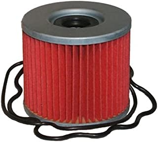 HilfloFiltro HF651 Oil Filter Number 1
