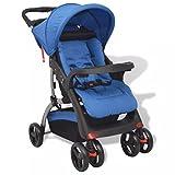Fesjoy Passeggino per Neonato per Neonati E Bambini Piccoli, Carrozzina Leggero Sistema di Viaggio, Include Navicella, Seggiolino Auto E Parapioggia