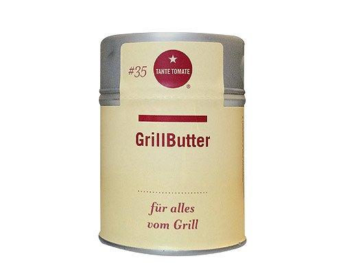 Tante Tomate - GrillButter - für alles vom Grill - Gewürzmischung 60g