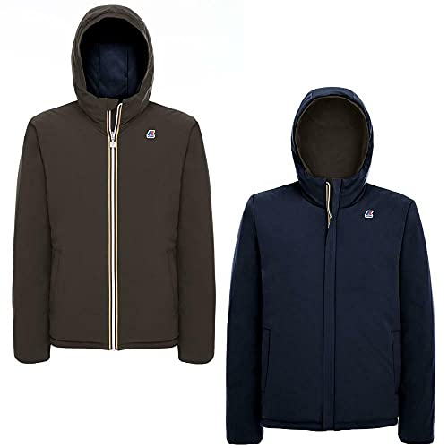 K-Way Giacca Jacques Warm Double S