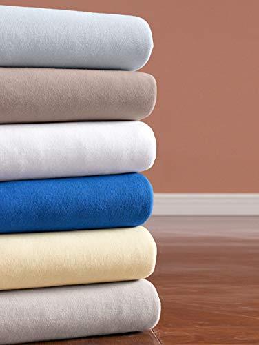 Joop! Spannbettlaken Jersey Grey Größe 180x200 cm - 200x220 cm