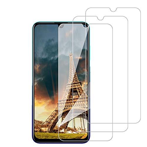 [3 Pack] Amonke Protector Pantalla para Huawei P Smart 2019 Cristal Vidrio...