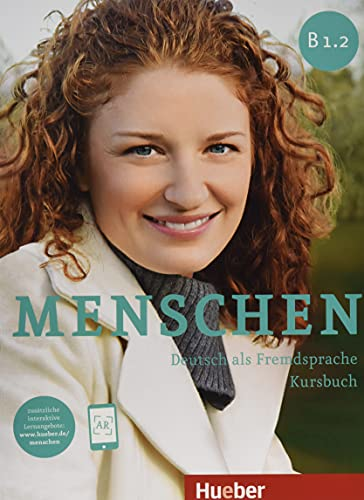 MENSCHEN B1.2 Kursb. AR (L.alum.): Kursbuch B1.2 mit online Audio