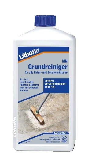 Lithofin MN GRUNDREINIGER 1L Gebinde Spar- Set (3)