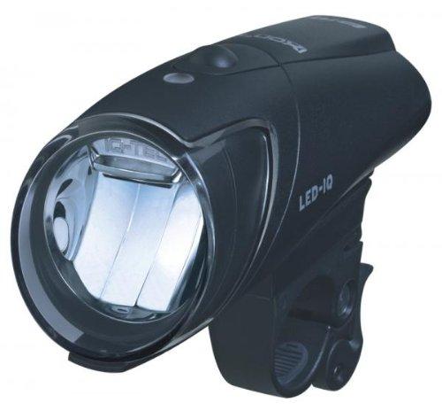 Busch & Müller Frontlicht IXON IQ Akkuscheinwerfer, schwarz, one size