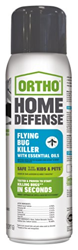 Ortho Home Defense Flying Bug Killer with Essential Oils...