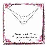 Rose Gold Dainty Lotus Ankle Bracelet for Women Girls…