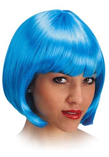 Carnival - 02505 - Perruque - Pin Up - Bleu - Enveloppe