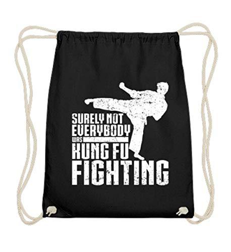 Chorchester ideale per gli appassionati di Kung Fu di arti marziali, in cotone, Nero (Nero ), 37cm-46cm