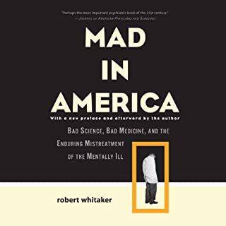 Mad in America cover art