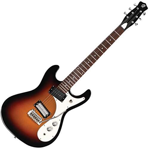 DANELECTRO 64XT Gitarre ~ 3 Tone Sunburst DG64XTSB