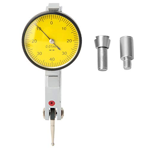 Prácticos rieles de amplia aplicación Reloj comparador, indicador de prueba de dial, hardware industrial Accesorios industriales para hardware de medición Herramientas de medición