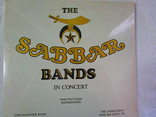 The Sabbar Bands in Concert
