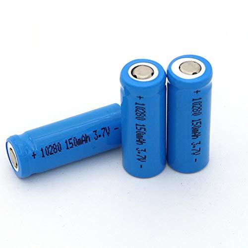 Batteria al litio 10280 3.7 V 150 mAh batteria al litio spazzolino elettrico batteria-2 pezzi