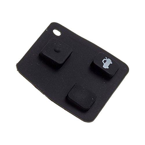 TOYOTA - Botones para Llave Mando Avensis, Yaris y Carina